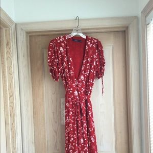 Polo Ralph Lauren Wrap Dress, size 10,